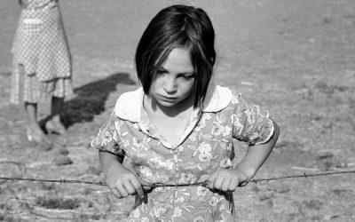 #8M Dorothea Lange
