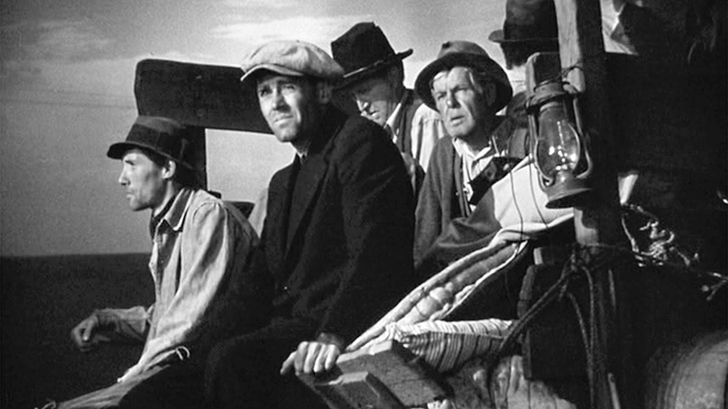 La inquietant actualitat de 'The grapes of wrath""